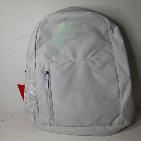 "Nike ""elemental"" backpack,small bag on the side"